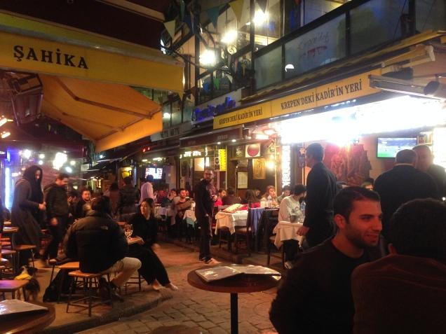 istanbul bars